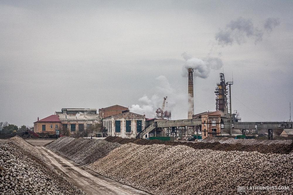Ильинецкий сахарный завод